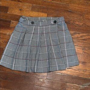 Arizona pleated skirt